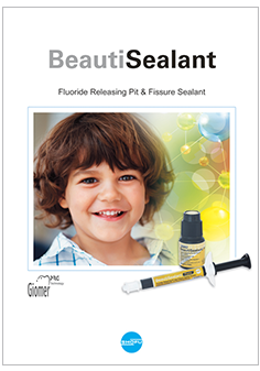 Shofu Beautisealant Catalogue