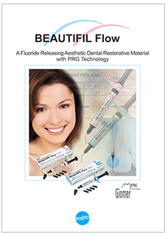 Shofu Beautifil Flow Brochure
