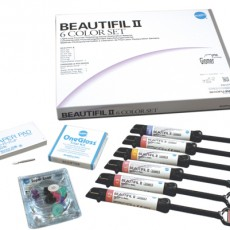 BEAUTIFIL II 6 COLOR SET