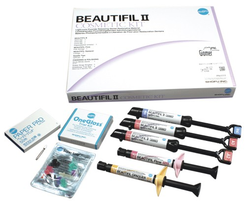 BEAUTIFIL II COSMETIC KIT