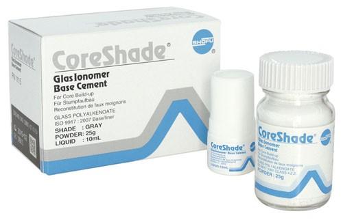 cireshade refills glassionomer restoration