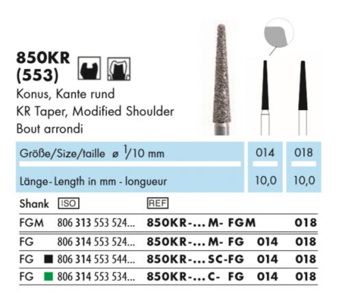 850KR (553)