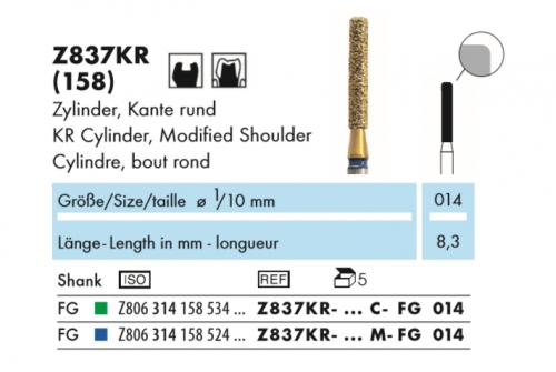 ABACUS Burs Z837KR (158)
