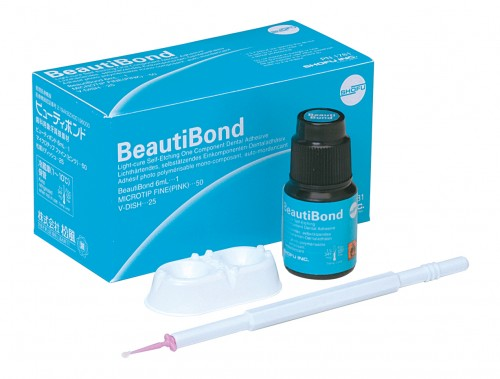 Beautibond set dental adhesive
