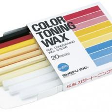 Shofu Color Toning Wax