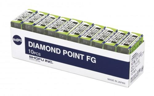 Diamond Points Super Coarse Grit