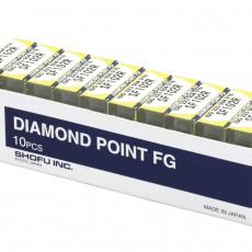 Diamond Bur Super Fine Grit