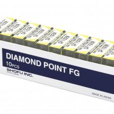 Diamond Bur Super Fine Grit