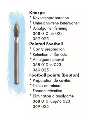 Pointed Football