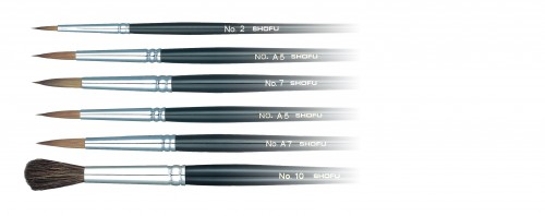 Procelain Brushes