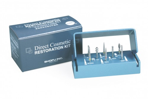 Shofu Direct Cosmetic Restoration Kit