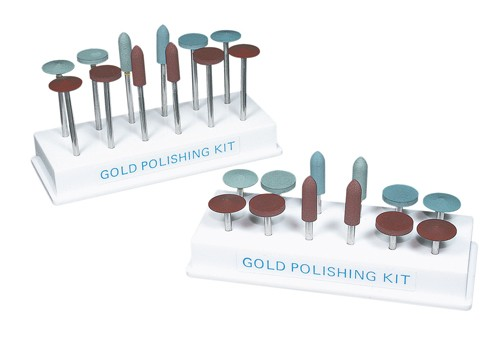 Shofu Gold Polishing Kit