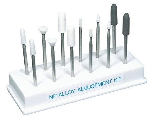 Shofu NP Alloy Adjustment Kit
