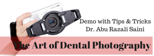 Dr Abu the art of dental photography