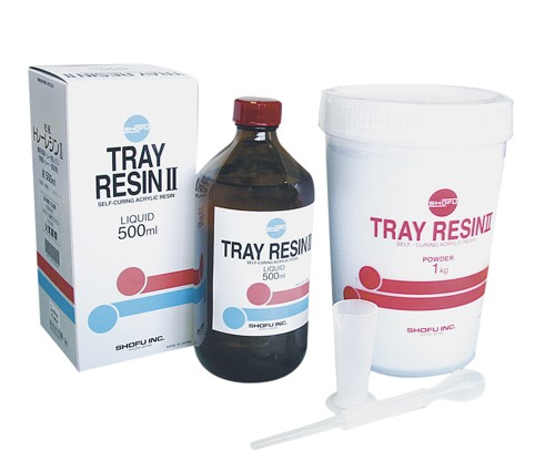 Tray Resin II
