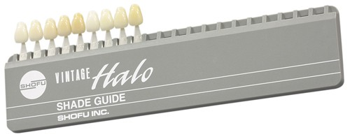 Vintage Halo Shade Guide