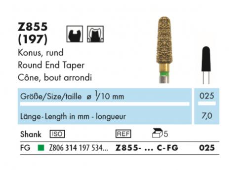 Z855 (197) Bur
