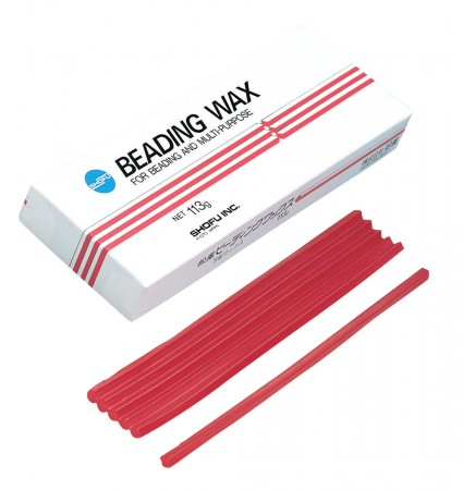 Beading wax