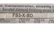 Diamond Strips