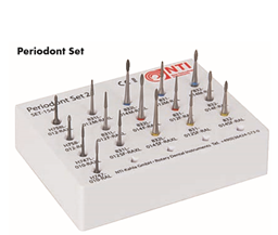 Periodontics Instruments Burs