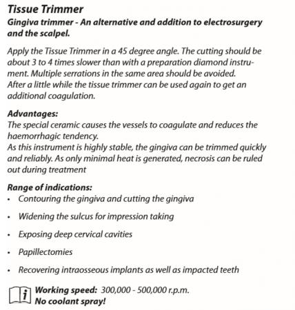 Trimmer Tissue (8)