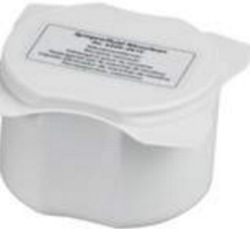 Plastic Container for SYMPRO